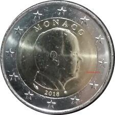 #RM# 2 EURO MONACO 2018 UNC