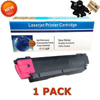 1PK Compatible TK-592 Magenta Toner Cartridge For Kyocera Mita FS-C2026 FS-C2126