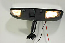 03-05 Dodge Neon SRT4 Rear View Mirror Map Reading Lights OEM Used 2003 - 2005