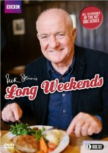 Rick Stein's Long Weekends DVD R4 New & Sealed