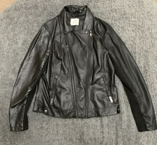 Leather Jacket - Size 14 - Marks And Spencer - New Without Tags