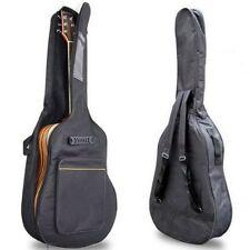 Guitar Deck Bag Waterproof Double Straps Guitar Case For 41 Inch Guitar Gig Bag