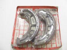 machoires de frein  arrière SUZUKI AN 125  1995-00   ref: 54400-03810