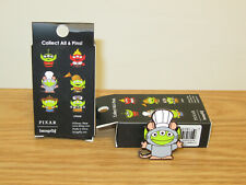 Loungefly Pixar Toy Story Alien Remix Little Green Men Remy from Ratatouille Pin
