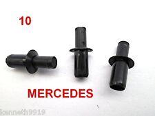 Mercedes Clase A Tipo Empuje Cubierta del compartimiento de equipaje TT76 clips de reemplazo