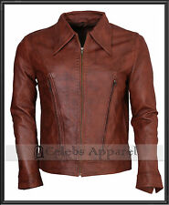 X-Men Wolverine Days Of Future Past Hugh Jackman Mens Retro Biker Leather Jacket
