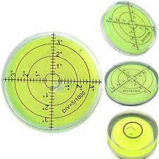 Mini Verde Disco Burbuja Nivel de Redondo Circular Círculo para medición