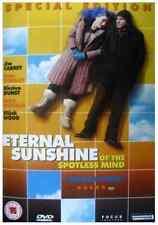 Debbon Ayer, Jim Carrey-Eternal Sunshine of the Spotless Mind  DVD NEW