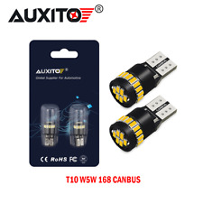 2X CANBUS 6500K White T10 3014 LED Interior Dome Map Light Bulbs W5W 2825 194