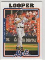 2005 Topps Baseball New York Mets Team Set