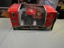 NIKKO Dirrty Jeep MONSTER  1:14 R/C Radio Control Vehicle 27 MHz with box !