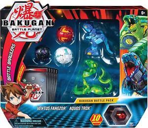 Bakugan Battle Pack 5 Pack | Battle Brawlers | BakuBalls to Bakugan!