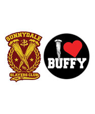 love this product Buffy The Vampire Slayer Pin - Set of Two