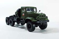 1:43 KrAZ-214V 6X6 Tractor Truck CA H732