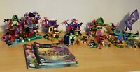 Lego Elves bundle 41075 41185 41182 41073 41174 with all Figures & instructions