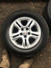 """KIA Sportage 16"""" Alloy Wheel with Tyre 235/60/16"""