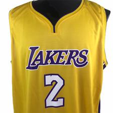 Los Angeles Lakers Lorenzo Ball #2 NBA Mens sz 3XL Basketball Jersey