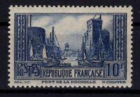 CS144201/ FRANCE / LA ROCHELLE / Y&T # 261 MINT MNH - CV 215 $