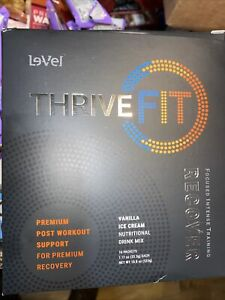 32 Authentic Le-Vel Thrive Fit Premium Post Workout Recovery DISCONTINUED