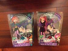 Original Bratz Masquerade Halloween Dolls Kirana and Finora