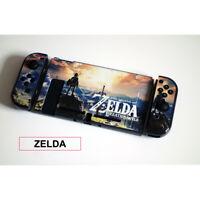 Zelda Breath of the Wild Plastic Shell Cover Case for Nintendo Switch & Joy-Con