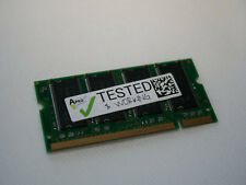 ✔️WORKING - 256MB (1 X 256MB) DDR1 266MHz PC2100S SODIMM LAPTOP MEMORY - UK