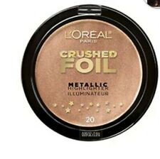 Loreal Crushed Foil Metalli Highlighter   ☀️ 20 GILDED GLOW ☀️ New sealed