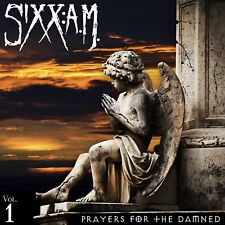 Sixx: A.M. - Prayers For The Damned (NEW CD)