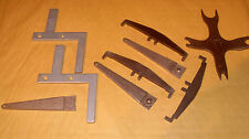 Job Lot Of 9 GPO / Telephone Exchange Tools - All Marked G.P.O - As Photo's