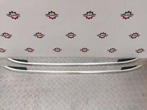 SEAT ATECA PAIR OF LEFT & RIGHT ROOF RAIL BARS X2  575860025