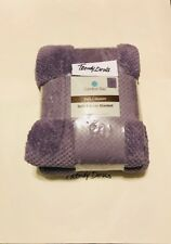 Comfort Bay Soft & Cozy Purple Blanket - Full/Queen