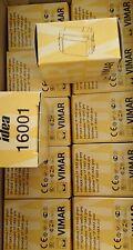 INTERRUTTORE 1P 16AX GRIGIO VIMAR IDEA COD. 16001 NUOVO
