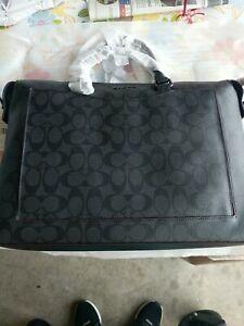 Nwt coach shoulder bag Briefcase messenger bag