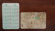 1981 Vintage ROLEX Calendar Cosmograph CALENDARIO Milgauss Submariner GMT ROLEX