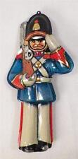 Tin Soldier Christmas Ornament Hallmark 1982 in OB Vintage QX483-6 NICE COND