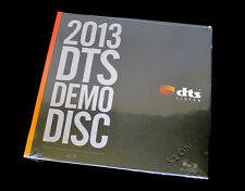 New! DTS HD-MA 5.1, 7.1 & 11.1 Demo #17 Genuine Blu Ray Disc CES 2013(Very Rare)