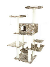"New BestPet 70"" Cat Tree Condo Furniture Scratch Post Pet House 11L"