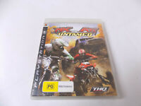Playstation 3 Ps3 MX vs ATV Untamed Free Postage From Melbourne