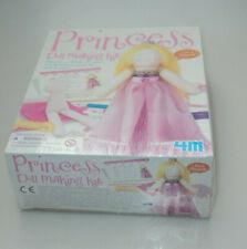 Princess Making Doll Kit Soft Bodied Doll Arts Crafts Kids Childs Toys £12.00