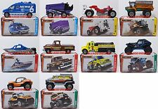 2017 Matchbox Power Grabs Wave D - All 10 Vehicles/GMC®/Freightliner®/MIB