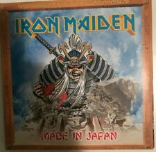 "IRON MAIDEN : ""Made in Japan - Yokohama 2008"" (RARE 2 CD)"