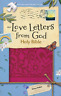 NIrV Love Letters from God Holy Bible, Imitation Leather, BRAND NEW!!!