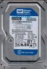 Western Digital WD5000AAKS-00WWPA0 500GB DCM: EHRNHTJAGN