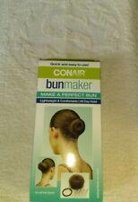 """Conair Bun Maker Set #55583 Contain 6 piecees. """" MAKE A PERFECT BUN"""""""
