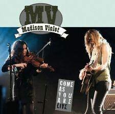 MADISON VIOLET - COME AS YOU ARE  CD NEU
