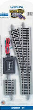 Bachmann HO Scale E-Z Track Sections - Remote Turnouts