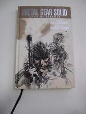 The Complete METAL GEAR SOLID Sons Of Liberty Hardcover IDW 2008 Rare OOP