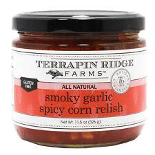Smokey Garlic Spicy Corn Relish