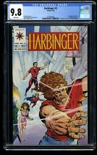 Harbinger #2 CGC NM/M 9.8 White Pages