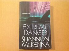 Extreme Danger (The McCloud Brothers, Book 5), McKenna, Shannon, Good Book